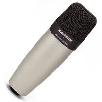 Samson C01 Microfono De Condensador Gran Diafragma Para Voz