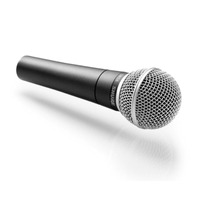 Microfono Vocal Con Cable Shure Sm58-cn- Envio Aseg Gratis!