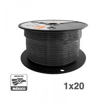 Cable Para Micrófono Calibre 20 Monoaural Uso Rudo