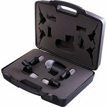 Kit Microfonos Para Instrumentos Musicales