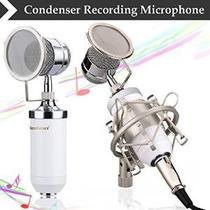 Excelvan Bm-8000 Grabación Del Condensador Del Micrófono Voc