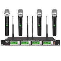 Microfono Gtd Audio G-787h Set De 4 Dgv