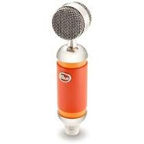 Spark Microfono Profesional Estudio Naranja Blue Microphones