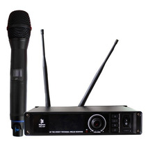 Microfono Inalambrico Digital Uhf Multifrecuencia Profesiona