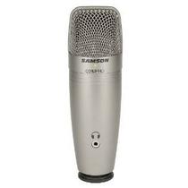Samson C01u Usb Pro Studio Micrófono De Condensador