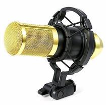 Ohuhu Pro Condensador De Micrófono Con Clip Blakhelmet Sp