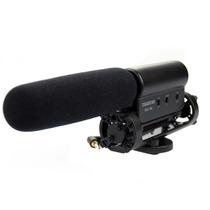 Microfono Dslr Shotgun Tipo Rode Marca Takstar Canon Nikon