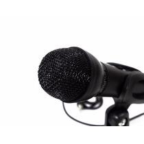 Microfono Net Ktv M-01 Para Pc Y Karaoke Auxiliar Jack 3.5m