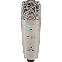 Micrófono Usb Behringer C-1u Para Grabación