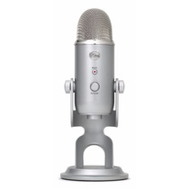 Blue Microphones Yeti Usb Microphone - Silver