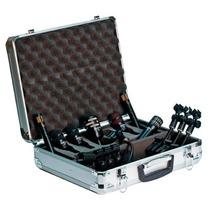 Set De Micrófonos Audix Dp7