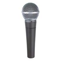Microfono Shure Sm58 Cardioid Dynamic Nuevo Envio Gratis
