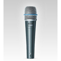 Shure Beta 57a Micrófono Para Instrumentos -envió Gratis
