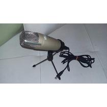 Micrófono Usb Behringer C-1u