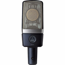 Akg C214 Microfono De Condensador De Diafragma