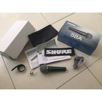 Micrófono Shure Beta 58a - 57a