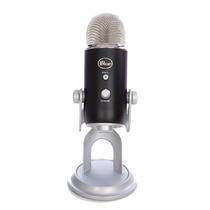 Blue Microphones Pro Yeti Usb Microphone - Black