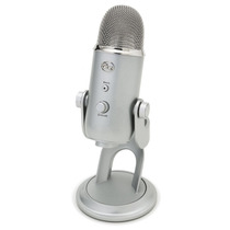 Blue Microphones Yeti Micrófono Usb Alambrico Blakhelmet Sp