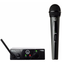 Akg Wms-40 Mini Sistema Vocal Inalambrico Wms40