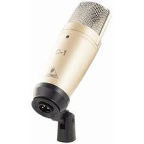 Micrófono Behringer C-1 Grabación Envío Gratis