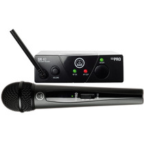 Akg Wms 40 Pro Mini Microfono Inalambrico Profesional 30 Hrs