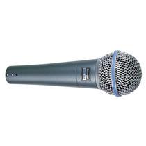 Microfono Alambrico Shure Beta 58a