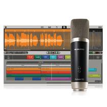 M-audio Vocal Studio Microfono Condensador Usb Profesional