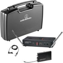 Sistema Inal. Body-pack Audio-technica Pro-501l Lavalier Uhf