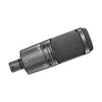 Microfono Condensador De Grabación Audiotechnica At2020usb+
