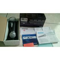 Micrófono Shure Modelo Sm 58 Nuevo