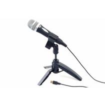 Micrófono De Grabación Cable Usb Cad U1