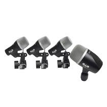 Kit De 4 Microfonos Para Batería Stage4 Cad