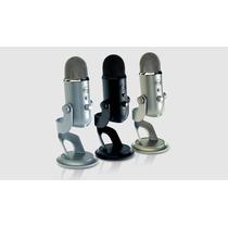 Blue Yeti Microfono Usb Profesional De Estudio
