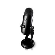 Blue Microphones Yeti Micrófono Usb - Blackout Edición