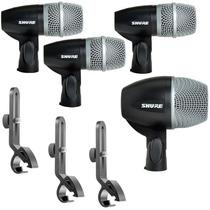 Microfonos Para Bateria Shure Pgdmk4
