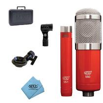 Mxl 550 / 551r Microfonos De Grabacion