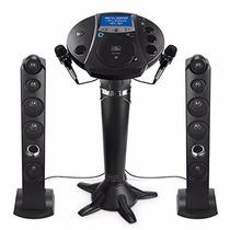 Karaoke Pedestal Ism1030bt Bluetooth Sistem Máquina P Cantar
