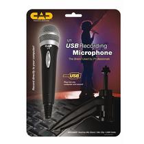 Microfono Grabación Cad U1 Usb Cable Soporte