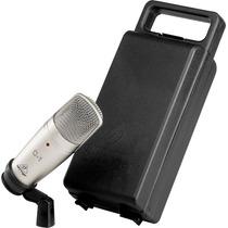 Microfono De Condensador P/ Estudio Behringer C1 Con Estuche