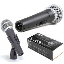 Shure Sm58 Se Con Switch Microfono Clasico