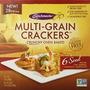 Crunchmaster Horno Al Horno Crujientes Multi-grain Crackers