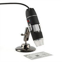 Microscopio 500x Digital Usb Con 8 Leds Zoom Optico 500 X