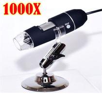 Microscopio Digital Usb De 1000x Con Cámara De 2 Mp Nuevo !