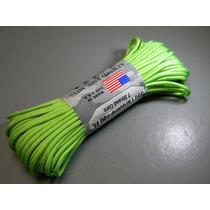 Rg009h Rollo Parachute Cord Paracord Neon Green Vv4