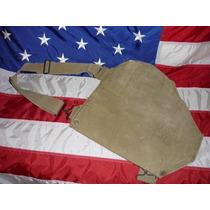 Funda Para Máscara Antigas U.s. Army Segunda Guerra Mundial
