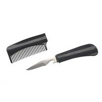 Fy16904 Fury Knife Comb Peine Cuchillo Destapador
