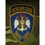 Parche Bordado Escuela Militar De Ingenieros Sector Militar