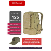 1029 Tactical Condor Mochila 3-days Assault Pack