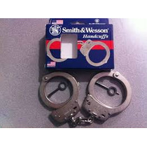 Esposas Policiacas Smith & Wesson Mod 100-1
