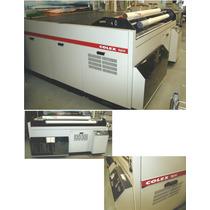 Procesadora De Papel Colex Rtk 80-60 Dp 2001